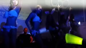 3D环绕电音-酒吧视频现场热舞天籁火花之音