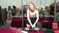 爱的故事上集 DjYears DJ美女打碟现场视频