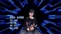 云中草原 DJ何鹏 芳子DJ美女打碟现场视频