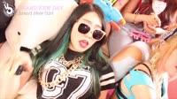 Brand New Girl秀性感白皙美腿《Brand New Day》MV公开
