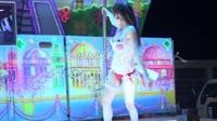 爱我的人和我爱的人 DJLeo 夜店美女钢管舞现场视频