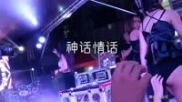 周华健vs齐豫 神话情话 Dj培仔 夜店美女车载dj视频酒吧现场